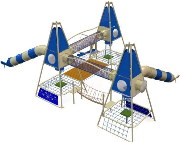 מתקן משולב חרמון 3 מגדלים