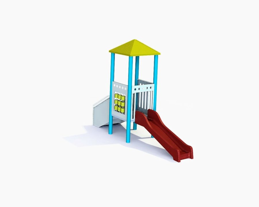 משולב מתכת נתניה   – נגיש עם מדרגות