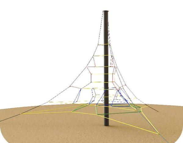 פירמידה דגם שביט