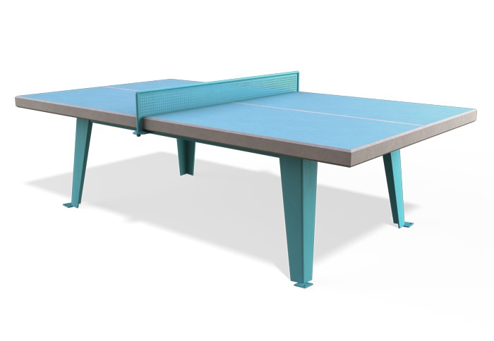 שולחן פינג פונג  מבטון