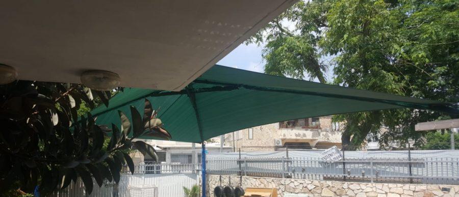 סככת כבל- בית הספר הדמוקרטי בתל אביב