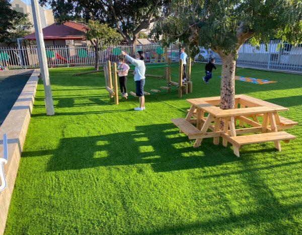 מסלול נינגה בית ספר אריאל -אשדוד